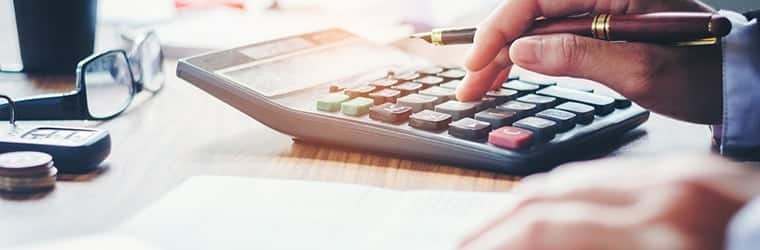 Calculate your expenses when buying a real estate property