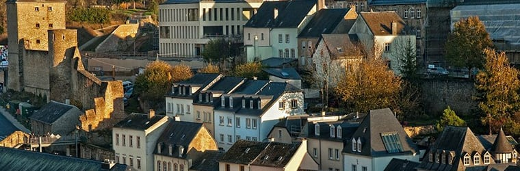 Where to live in the city of Luxembourg?